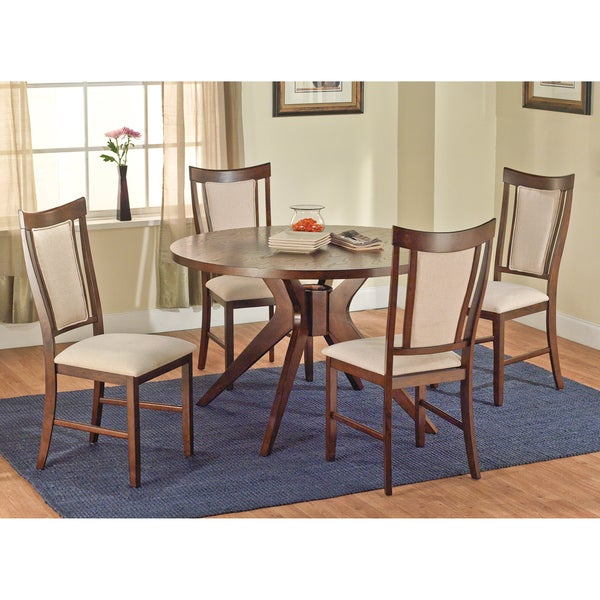 Simple Living Calista 5-piece Dining Set
