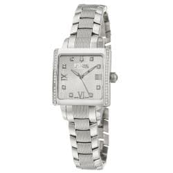 Bulova Accutron Women's 'Masella' Water-Resistant Stainless-Steel Quartz Watch