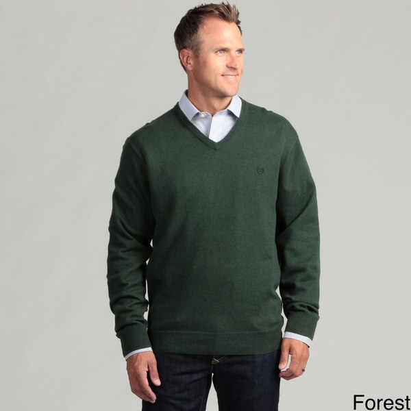 Chaps Men's V-neck Sweater