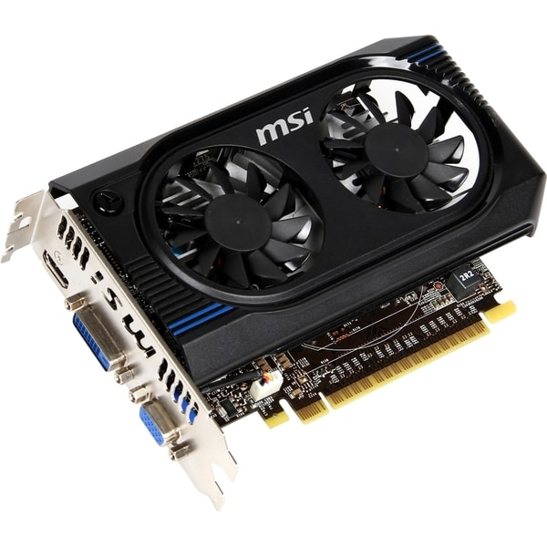 MSI GeForce GT 640 Graphic Card - 900 MHz Core - 1 GB DDR3 SDRAM - PC