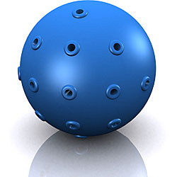 Hydro Ball Chew and Fetch Toy