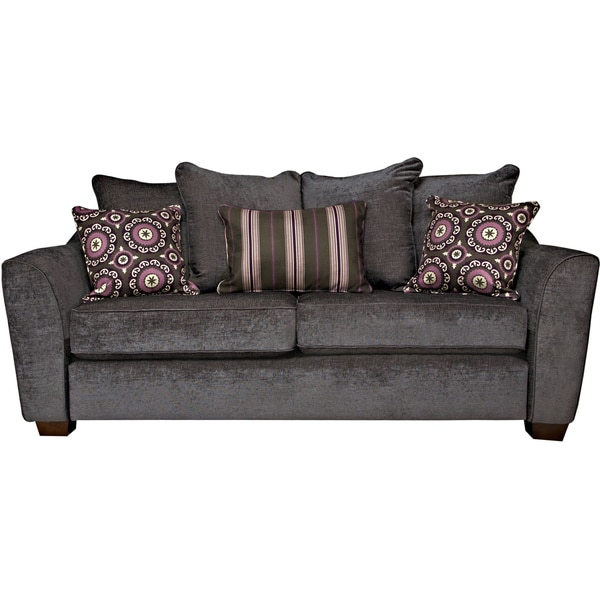 angelo:HOME Cooper Smoky Soft Gray Sofa