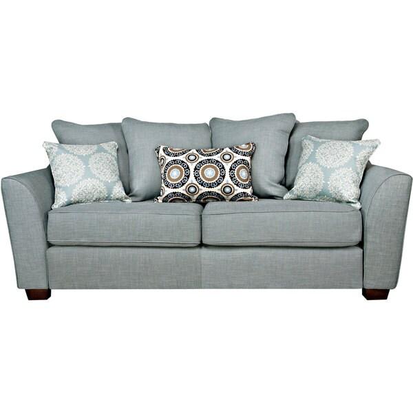 angelo:HOME Cooper Paris Sky Blue Sofa
