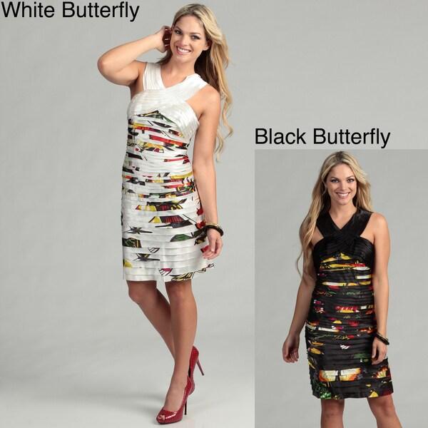 Issue New York Women's Laser Cut Dress