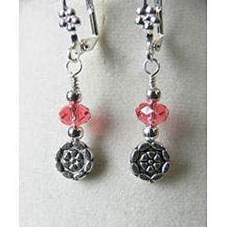 Arabesque' Necklace and Earring Set - Thumbnail 1
