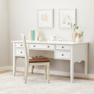 Stones & Stripes White Classics Writing Desk