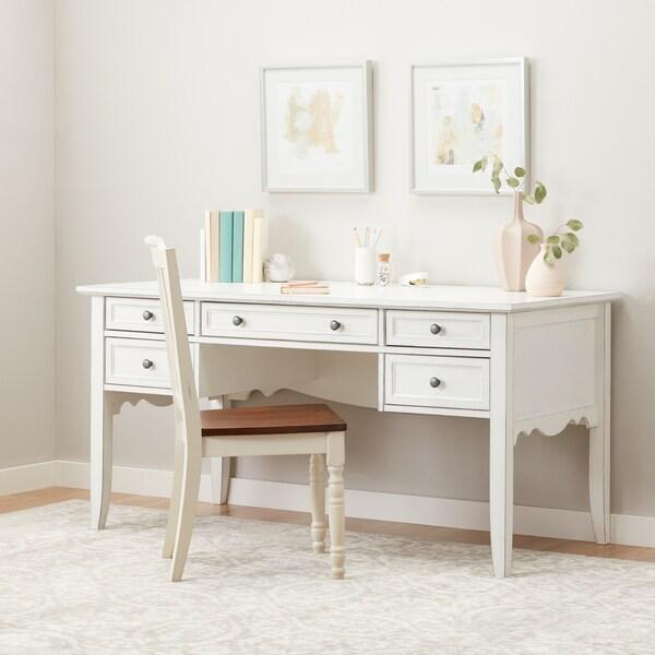 The Gray Barn White Classics Writing Desk