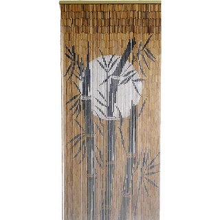 Handmade Bamboo Moon Door (Vietnam)