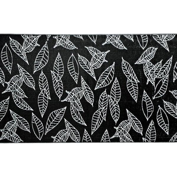 bonia Arctic Reversible Design Black and White
