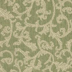 "Safavieh Mayaguana Olive Green/ Natural Indoor/ Outdoor Rug (2' x 3'7"") - Thumbnail 2"