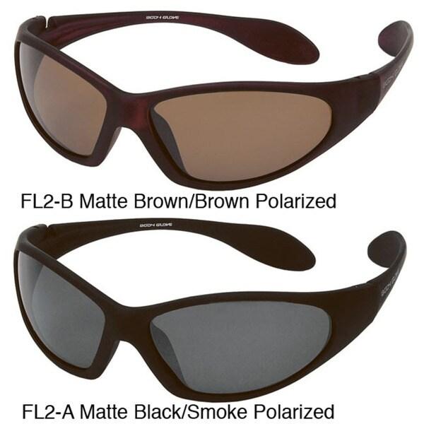 Body Glove Men's FL2 Floating Polarized Sunglasses