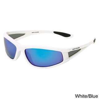 Body Glove FL1 Floating Polarized Sunglasses (Option: White/Blue Revo Polarized)