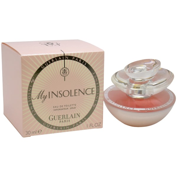 guerlain my insolence s 1 ounce eau de toilette spray free shipping on orders 45