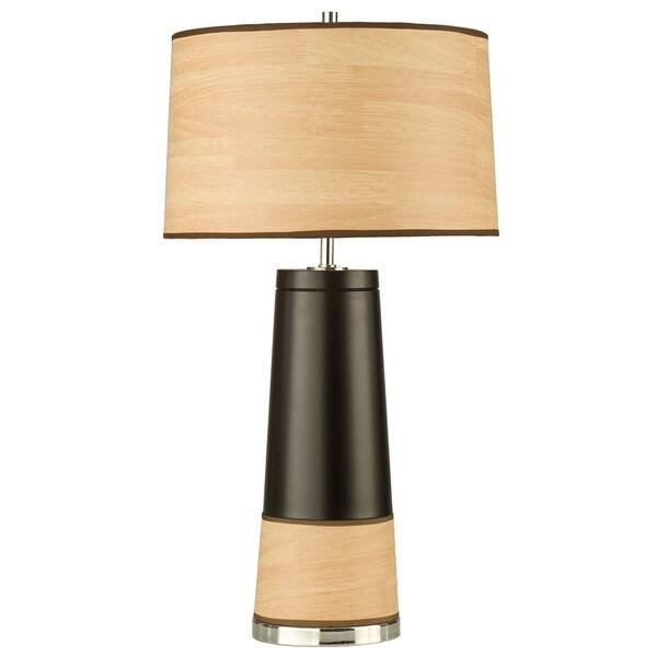 Nova Cork Table Lamp