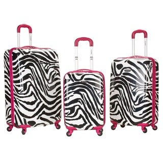 Zebra Luggage - Shop The Best Deals for Oct 2017 - Overstock.com