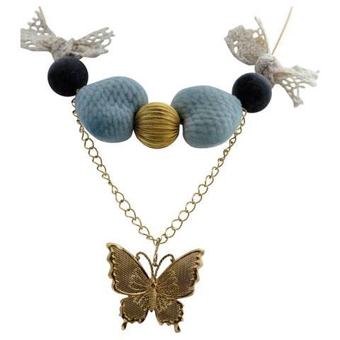 Floating Vintage Necklace