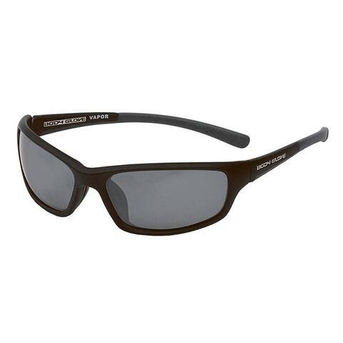3c8a14ed5bb07 Body Glove Vapor 3 Polarized Sunglasses - Black Silver