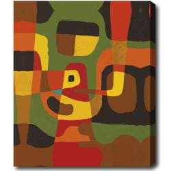 'Abstract' Gallery Wrapped Canvas Art