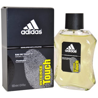 Adidas Intense Touch Men's 3.4-ounce Eau de Toilette Spray