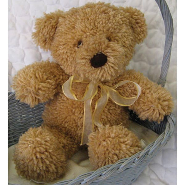 Shop Huggables Teddy Stuffed Toy Latch Hook Kit