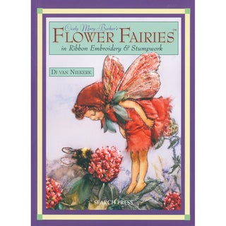 Search Press Books-Flower Fairies In Ribbon Embro
