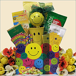 Great Arrivals Sugar Free Smiles Gift Basket