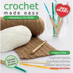 Crochet Made Easy CD-ROM