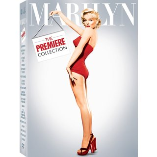 Marilyn The Premiere Collection (DVD)