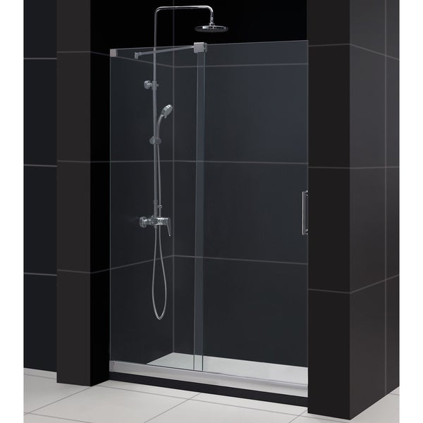 DreamLine Mirage 44 to 48-inch Frameless Sliding Shower Door
