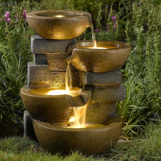 Pots LED Water Fountain