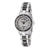 Stuhrling Original Women's 'Astera' Stainless Steel Link Bracelet Watch