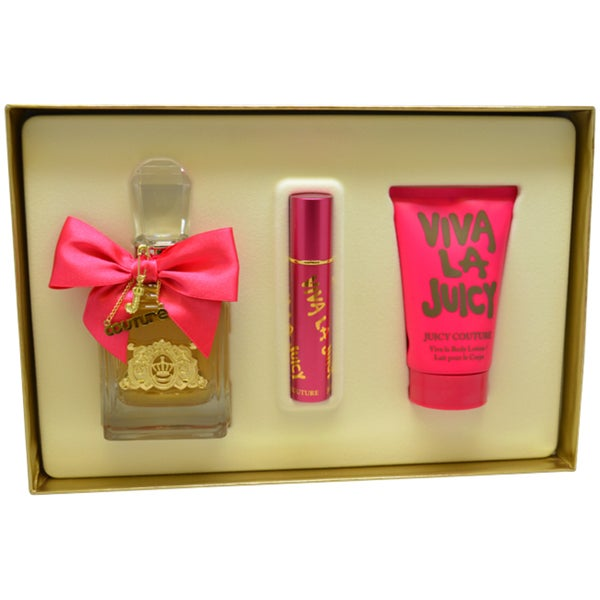 Juicy Couture 'Viva La Juicy' Women's 3-piece Fragrance Gift Set