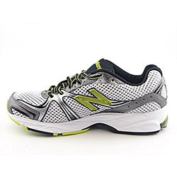 New Balance Men's M880 White Athletic Wide