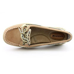 Sperry Top Sider Women's Angelfish Beige Casual Shoes - Thumbnail 1
