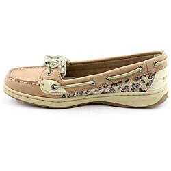 Sperry Top Sider Women's Angelfish Beige Casual Shoes - Thumbnail 2