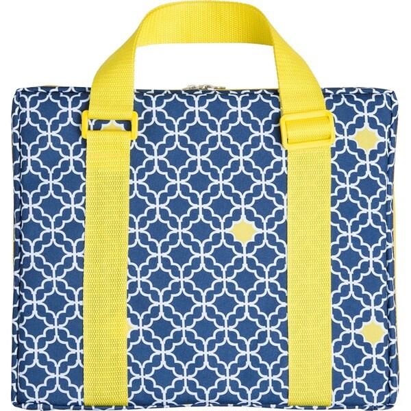 Shop StitchBow Floral Needlework Travel Bag