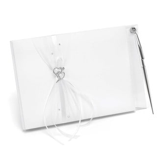 Hortense B. Hewitt Heartfelt Whimsy Guestbook and Pen Set