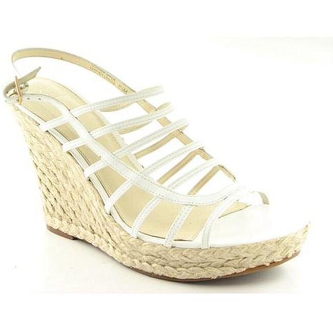 Via Spiga Women's Tandy White Dress Shoes