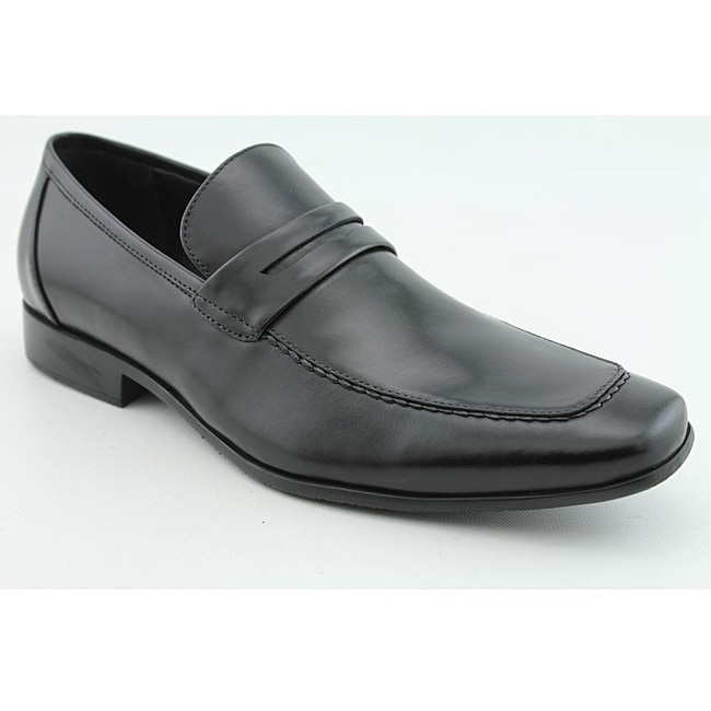 Steve Madden Men's Pawnce Black Dress Shoes