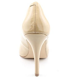 Steve Madden Women's Intrude Beige Dress Shoes