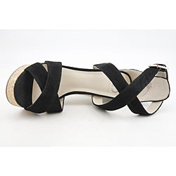 Kelsi Dagger Women's Malyssa Black Sandals
