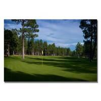 'Golf 1' Canvas Art