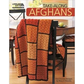 Leisure Arts-Take-Along Afghans