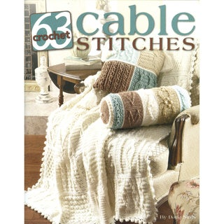Leisure Arts-63 Crochet Cable Stitches