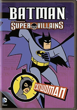 Batman Super Villains: Catwoman (DVD)