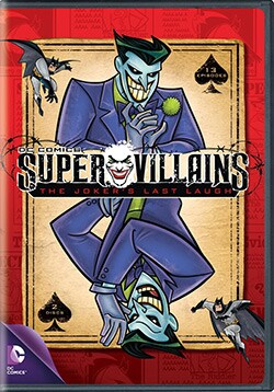 Super Villains: The Jokers Last Laugh (DVD)