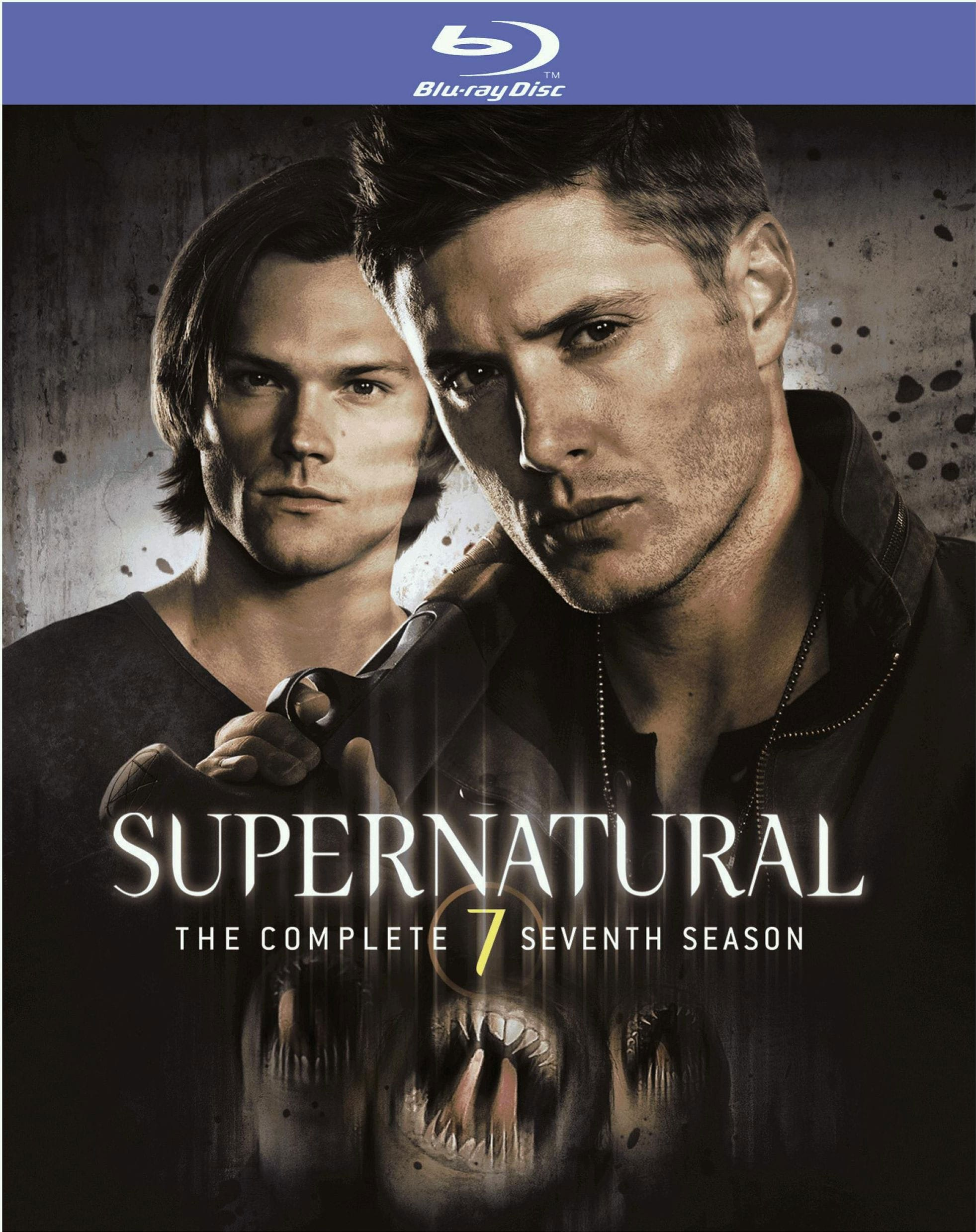Supernatural: The Complete Seventh Season (Blu-ray Disc) - Thumbnail 0