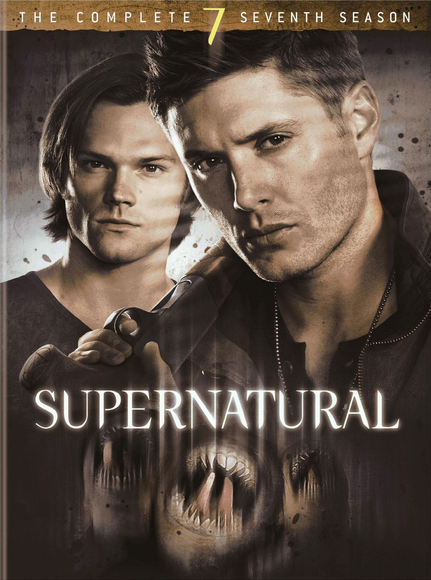 Supernatural: The Complete Seventh Season (DVD)