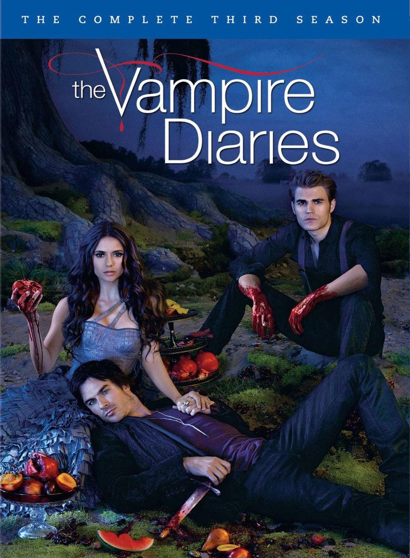 The Vampire Diaries: The Complete Third Season (DVD)