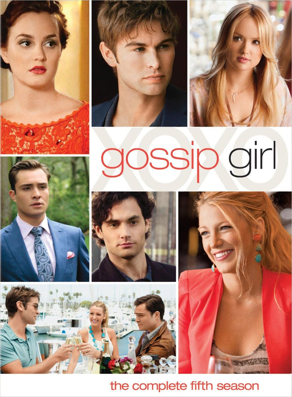 Gossip Girl: The Complete Fifth Season (DVD)
